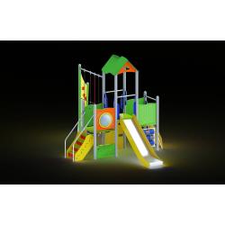 0006 - Игровой комплекс 345 x 548 x 327 cm
