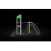 0011 - Игровой комплекс 376 x 600 x 357 cm