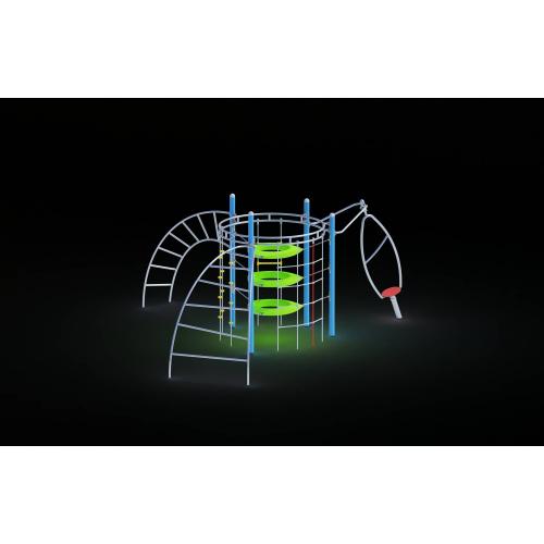 Купить 0012 - Игровой комплекс 528 x 458 x 262 cm со скидкой!