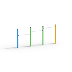 0017 - Игровой комплекс 9 x 369 x 170 cm