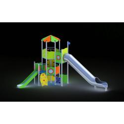0020 - Игровой комплекс 430 x 777 x 451 cm
