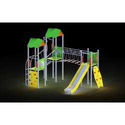 0024 - Игровой комплекс 309 x 465 x 357 cm
