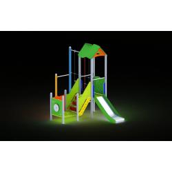 0025 - Игровой комплекс 257 x 387 x 317 cm