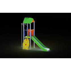 0030 - Игровой комплекс 131 x 322 x 327 cm