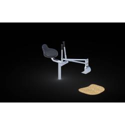 0072 - Игровой элемент 34 x 140 x 115 cm