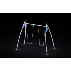 0082 - Качели 159 x 299 x 255 cm