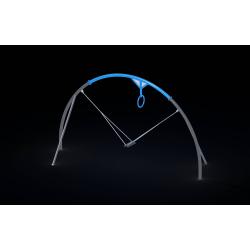 0086 - Качели 260 x 500 x 280 cm