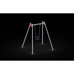0087 - Качели 217 x 245 x 245 cm