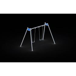 0089 - Качели 217 x 378 x 245 cm