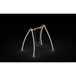 0091 - Качели 185 x 239 x 244 cm