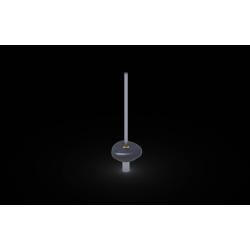 0110 - Игровой элемент 37 x 37 x 145 cm