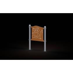 0152 - Игровой элемент 13 x 90 x 125 cm