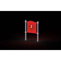 0154 - Игровой элемент 13 x 90 x 125 cm