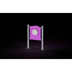 0155 - Игровой элемент 13 x 90 x 125 cm