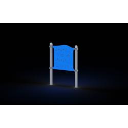 0157 - Игровой элемент 13 x 90 x 125 cm
