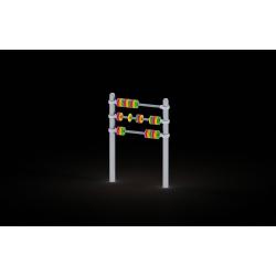 0159 - Игровой элемент 10 x 88 x 125 cm