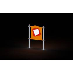 0160 - Игровой элемент 13 x 90 x 125 cm