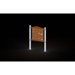 0161 - Игровой элемент 13 x 90 x 125 cm