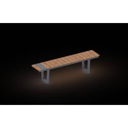 0199 - Скамья 160 x 35 x 40 cm