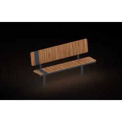0200 - Скамья 160 x 50 x 86 cm