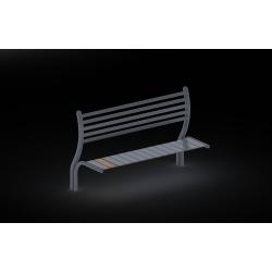 0202 - Скамья 160 x 69 x 100 cm