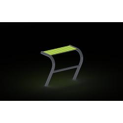 0204 - Скамья 97 x 57 x 90 cm