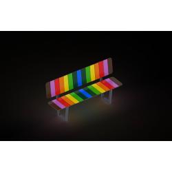 0206 - Скамья 160 x 48 x 85 cm