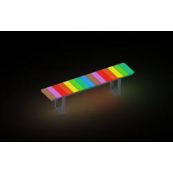 0207 - Скамья 160 x 35 x 40 cm