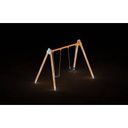 0265 - Качели 197 x 345 x 251 cm