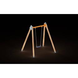 0266 - Качели 197 x 226 x 251 cm