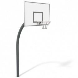 0472 - Баскетбольный щит 150 x 230 x 385 cm