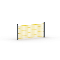 0485 - Ограждение 9 x 265 x 126 cm