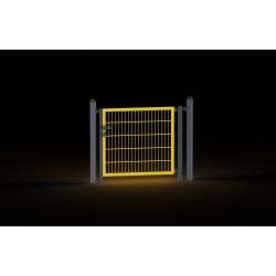 0486 - Ограждение 9 x 149 x 126 cm