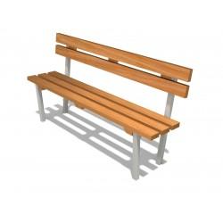 0587 - Скамья 160 x 46 х 83 cm